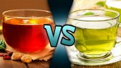 Red vs Green vs Black Tea